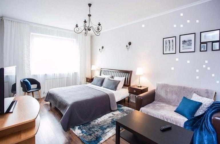 Фото 1-комнатная квартира в Минске на пр. Машерова 43