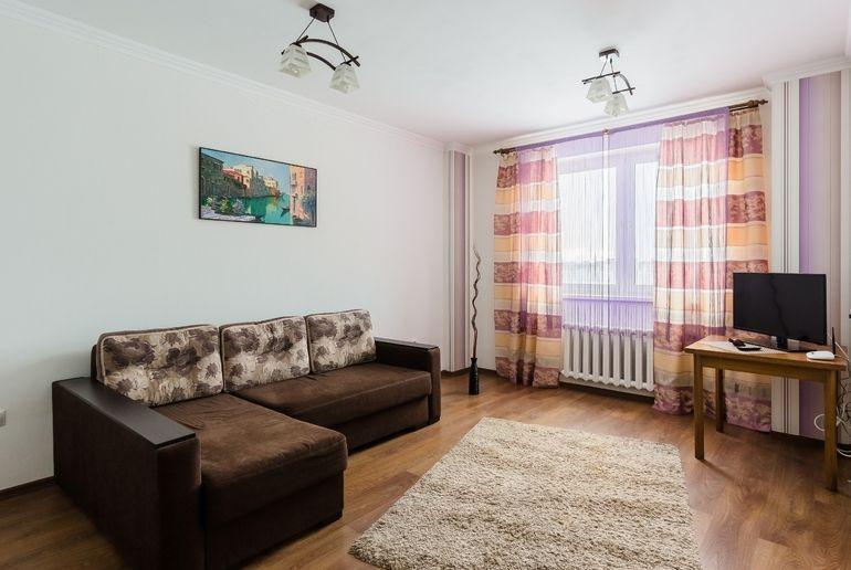 Фото 1-комнатная квартира в Минске на Лобанка 4