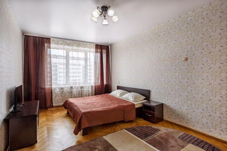 Фото 1-комнатная квартира в Минске на ул. Берестянская 17