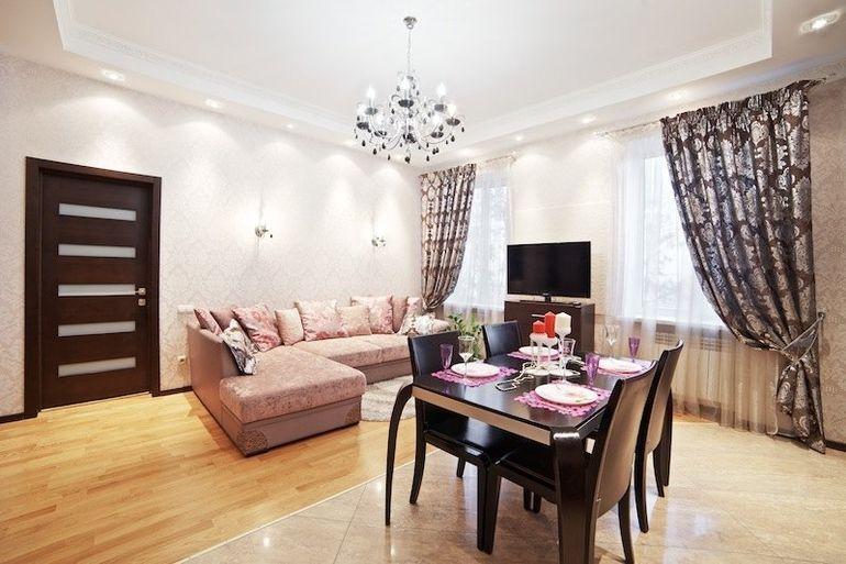Фото 4-комнатная квартира в Минске на Проспект Независимости12