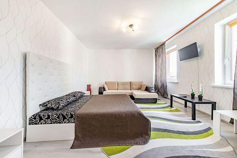 Фото 1-комнатная квартира в Минске на ул. Правда 9
