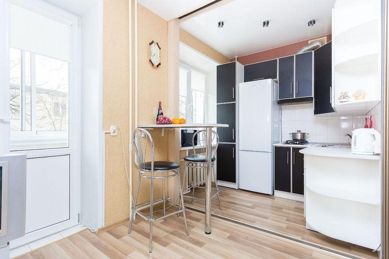 Фото 1-комнатная квартира в Минске на Улица жилуновича 14