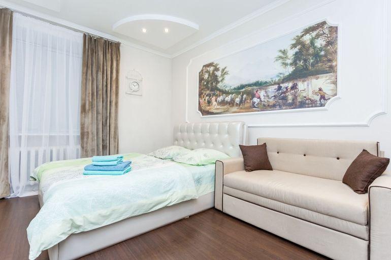 Фото 1-комнатная квартира в Минске на Ленина 4