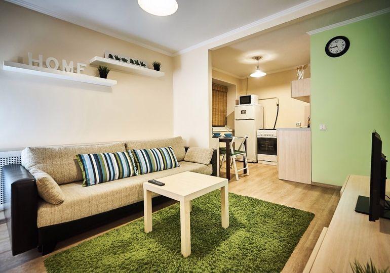 Фото 1-комнатная квартира в Минске на Независимости 55