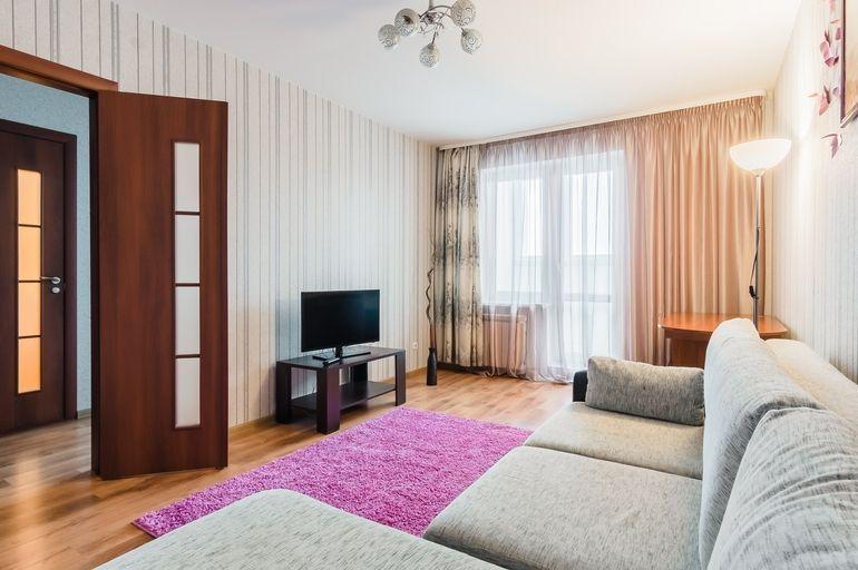 Фото 1-комнатная квартира в Минске на Притыцкого 105