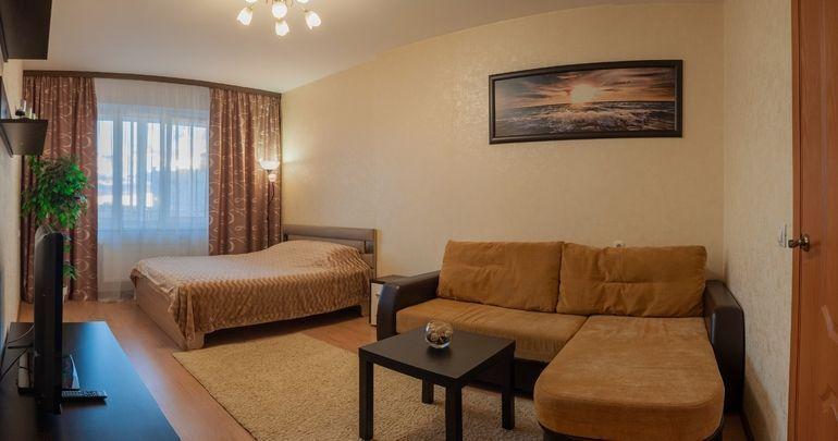 Фото 1-комнатная квартира в Минске на пр. Дзержинского 119