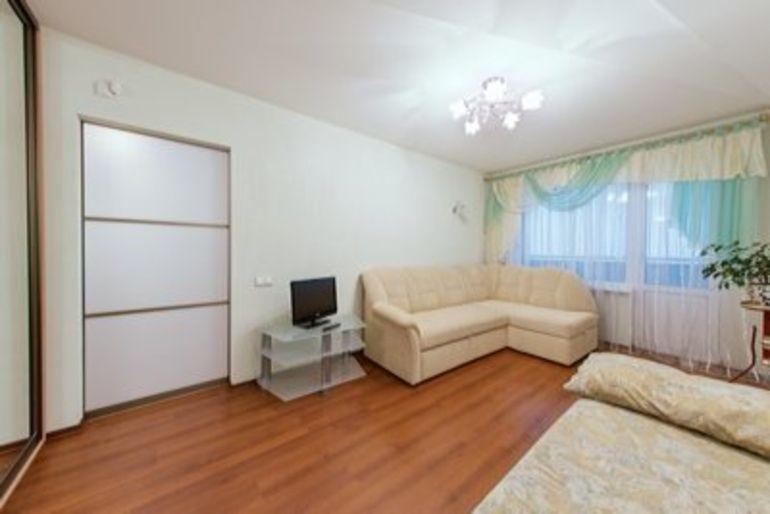 Фото 1-комнатная квартира в Минске на пр. Пушкина 38